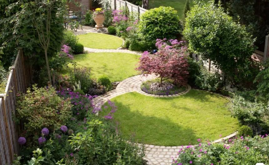 15 Great Backyard Landscaping Ideas