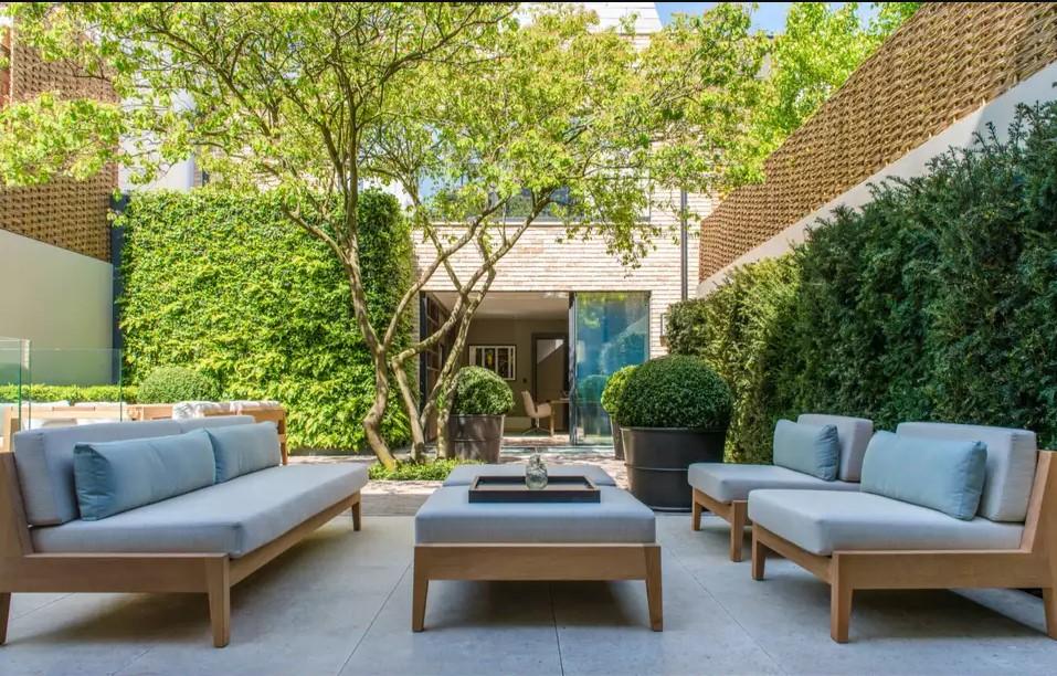 Modern Garden Designs and Ideas
