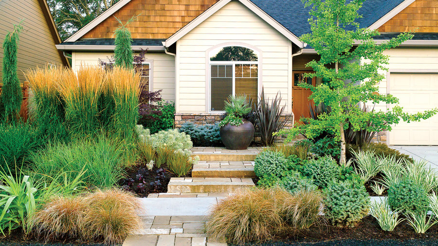 Favorite Front-Yard Designs